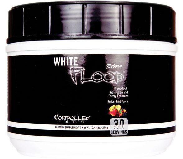 CNL WHITE FLOOD 30srv FURIOUS FRUIT PUNCH