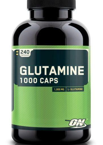 ON GLUTAMINE 1000mg 240c