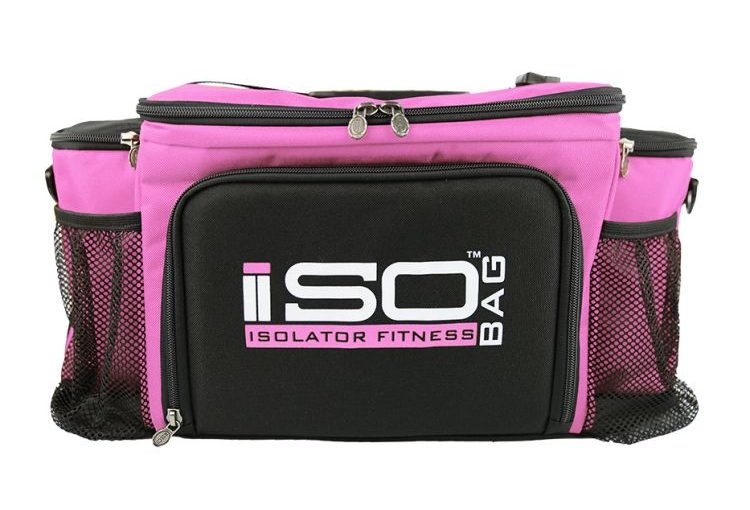 ISO ISOLATOR REVERSE 6 MEAL PINK