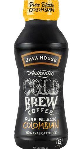 JH COLD BREW COFFEE 12/10oz COLUMBIAN BLACK