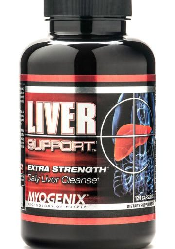 MY LIVER SUPPORT 120c