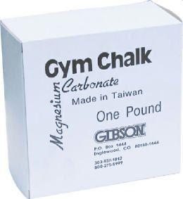 GYM CHALK 1lb (8/2oz BLOCKS)