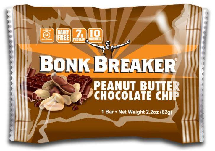BKB ENERGY BARS 12/2.2oz PEANUT BUTTER & CHOC CHIP